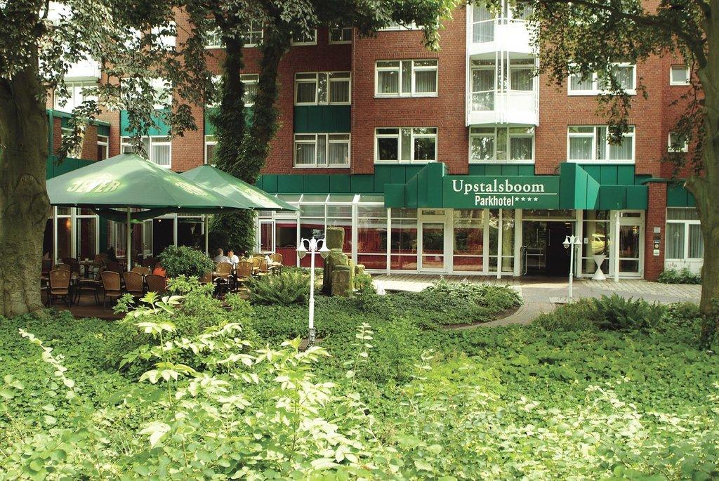 アップシュタールスブーム パークホテル エムデン