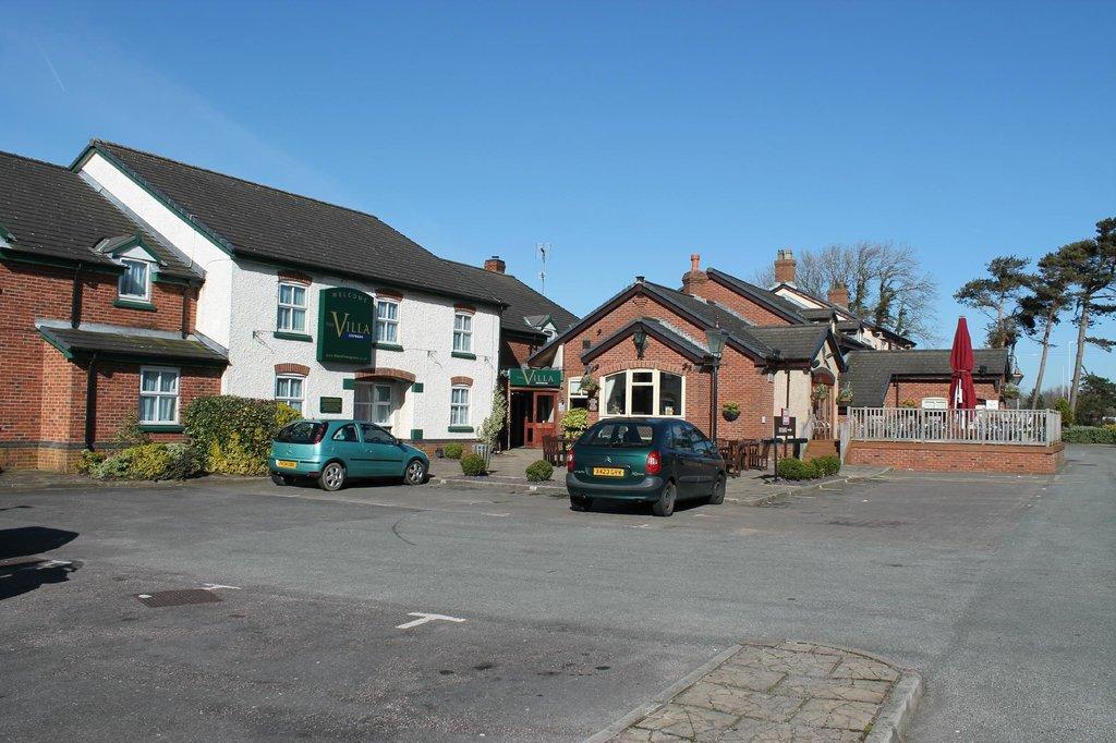 The Villa Express Kirkham