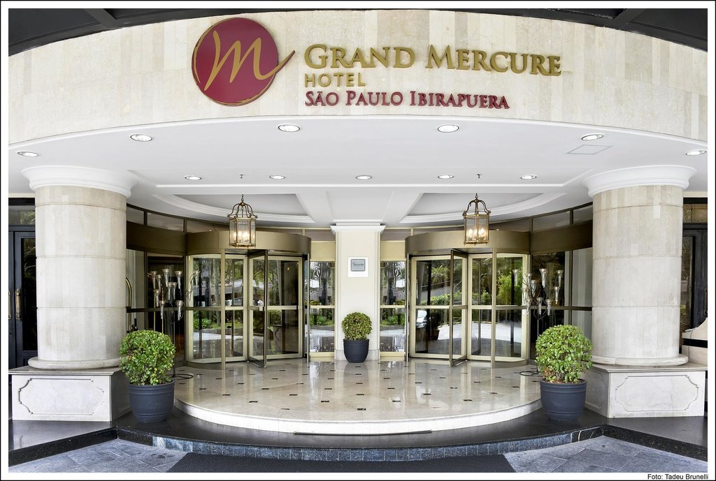 Grand Mercure São Paulo Ibirapuera