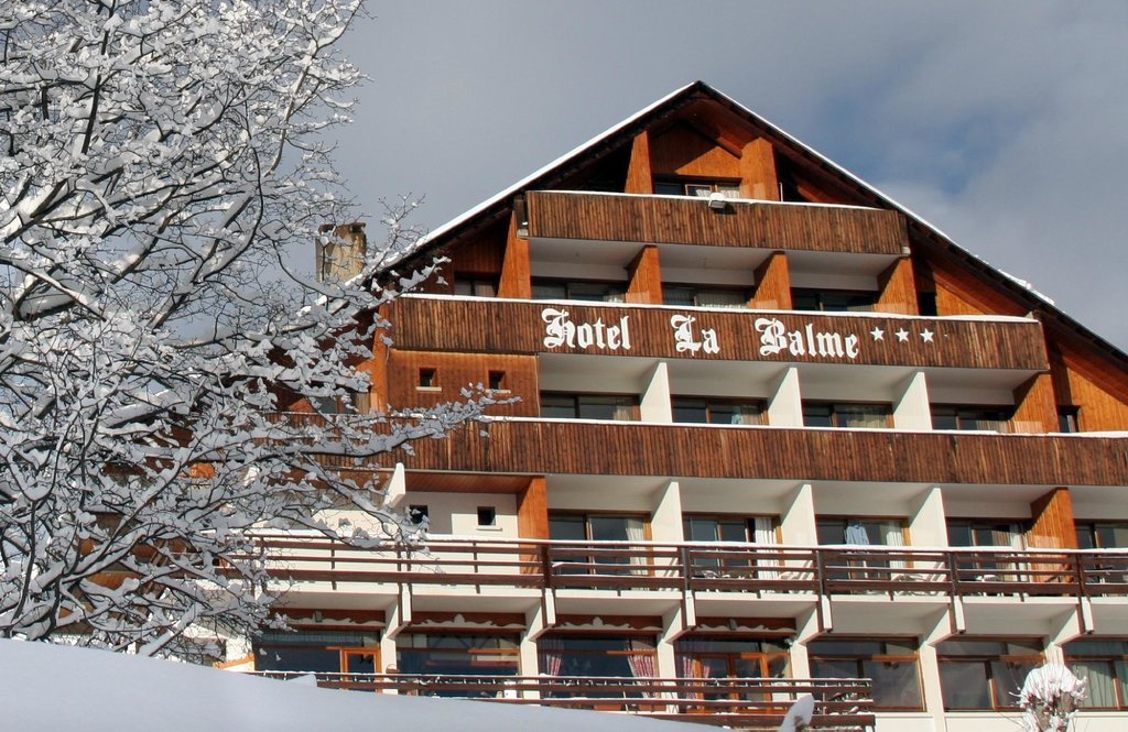 Chalet Hotel La Balme