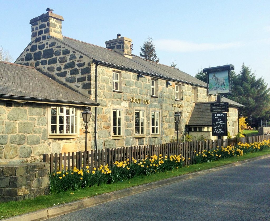 Image The Goat Inn in North Wales