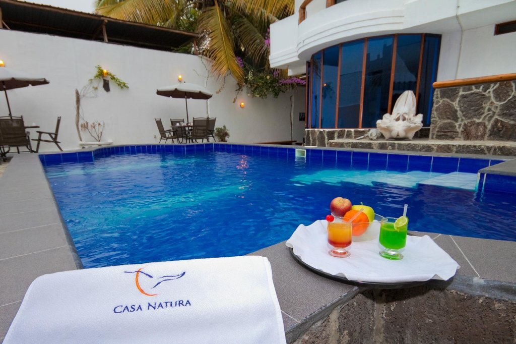 Galapagos Island Hotel - Casa Natura