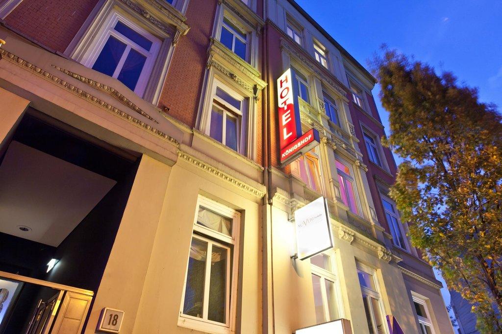 Novum Hotel Konigshof Hamburg