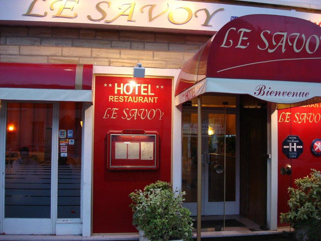 Inter Hotel Le Savoy Caen