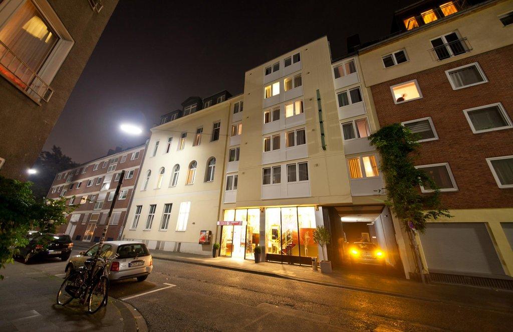 Novum Hotel Leonet Cologne Altstadt