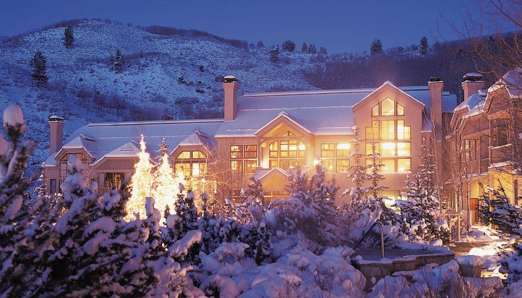 SaddleRidge at Beaver Creek Resort