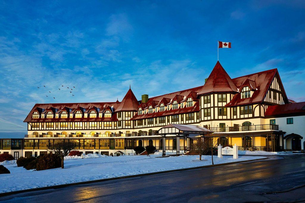 The Algonquin Resort St. Andrews by-the-Sea, Autograph Collection