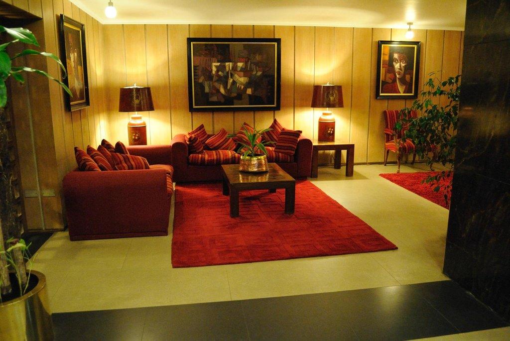 阿勞卡飯店