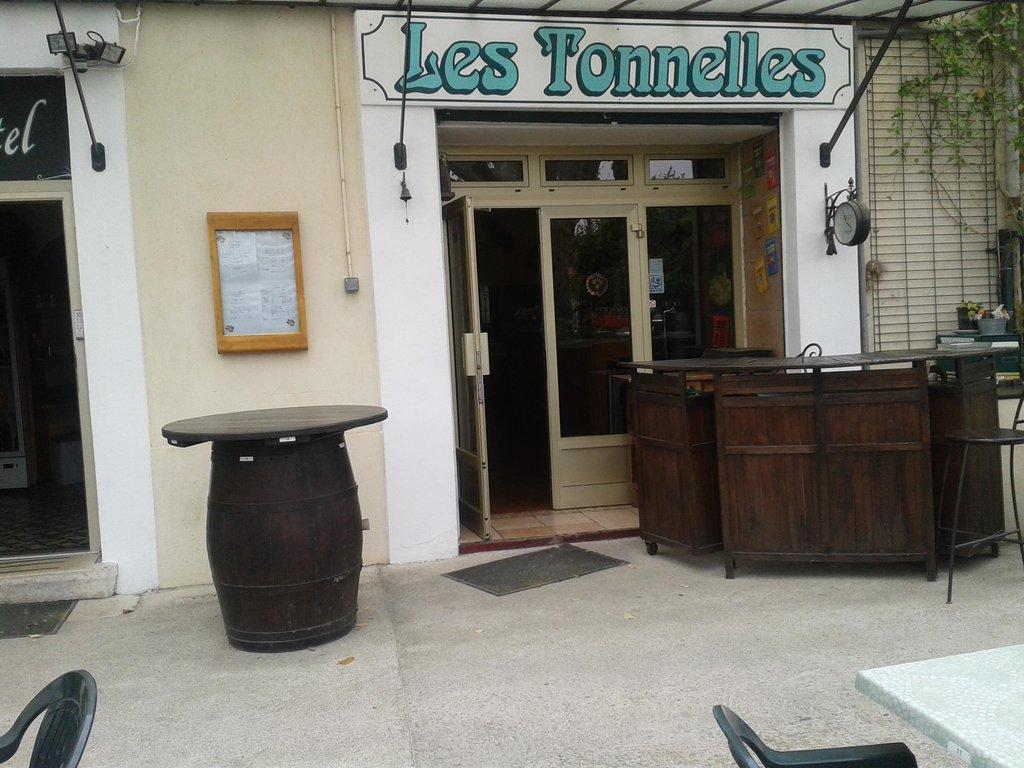 Hotel Les Tonnelles