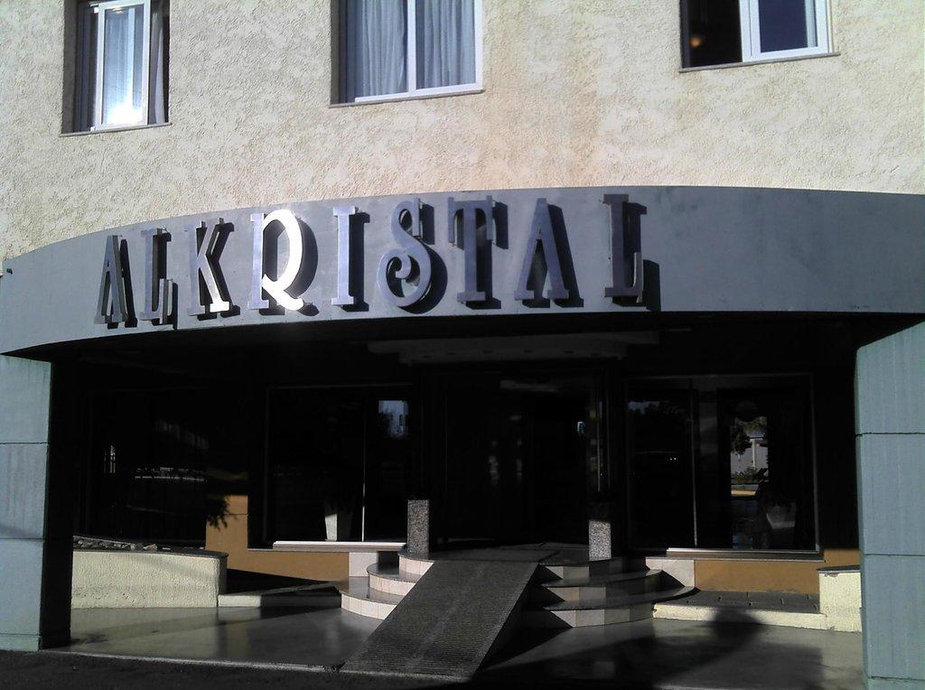 Alkristal Hotel-Apart