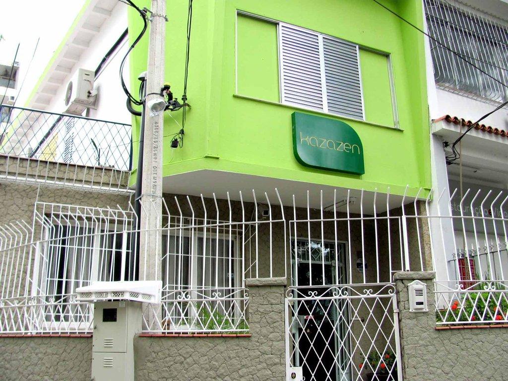 Kazazen Hostel & Spa