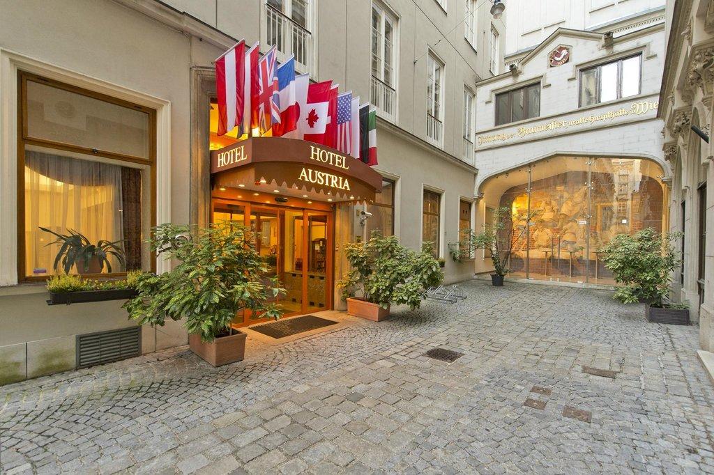 奧地利-維也納酒店