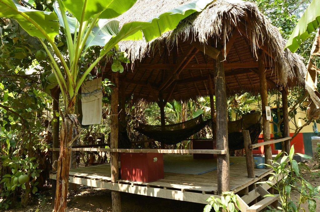 Mekong Bamboo Hut