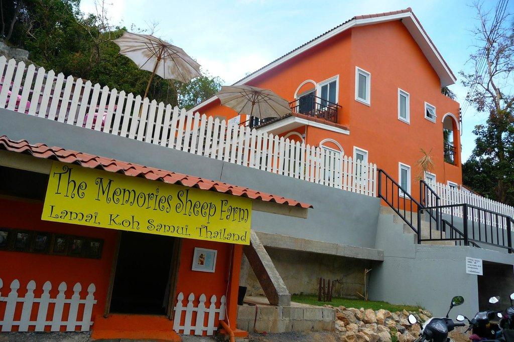 The Memories Hotel Koh Samui Lamai with Sheep Farm