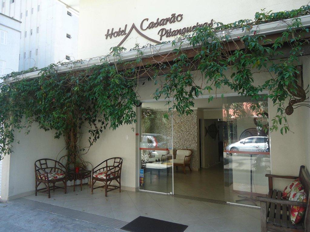Hotel Casarão Pitangueiras