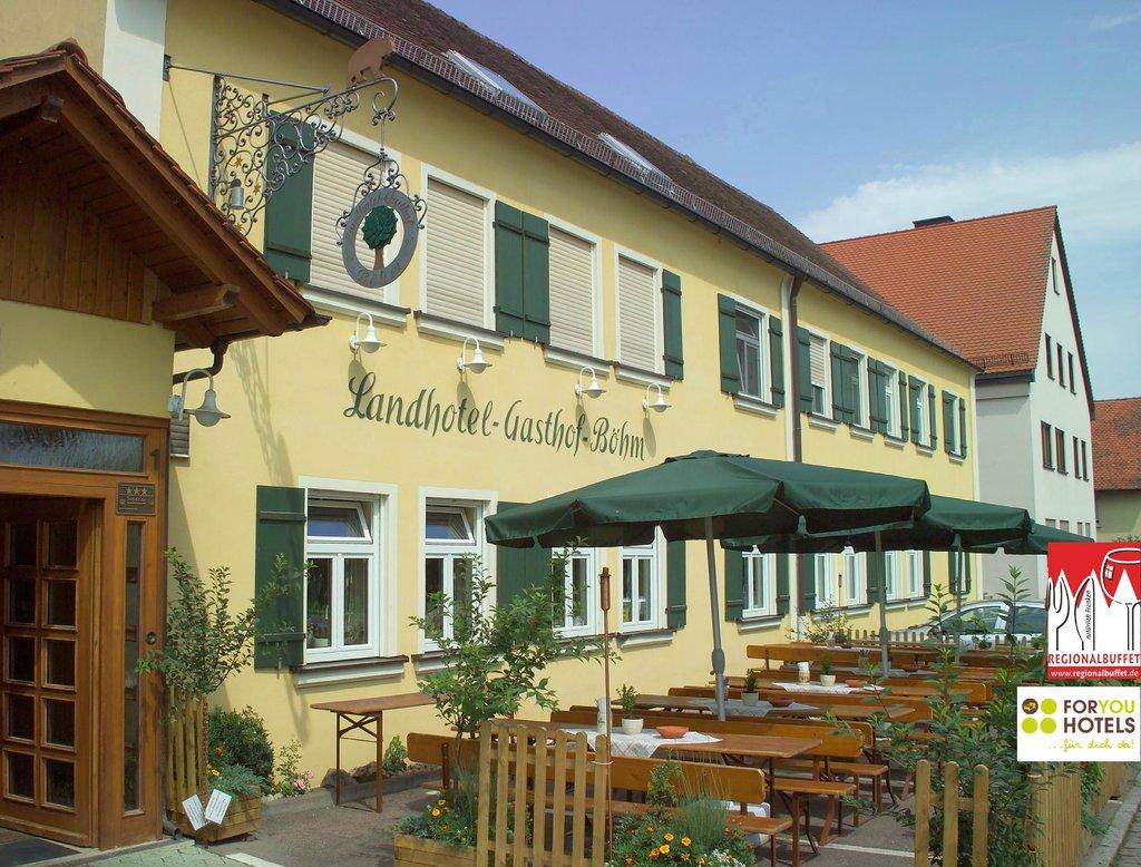 Landhotel-Gasthof Boehm
