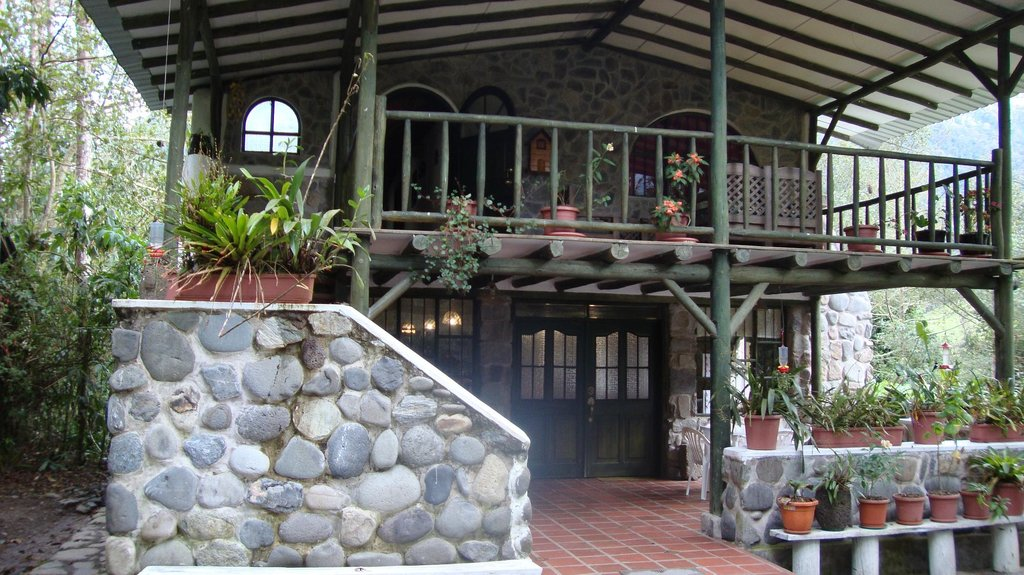 Guango Lodge