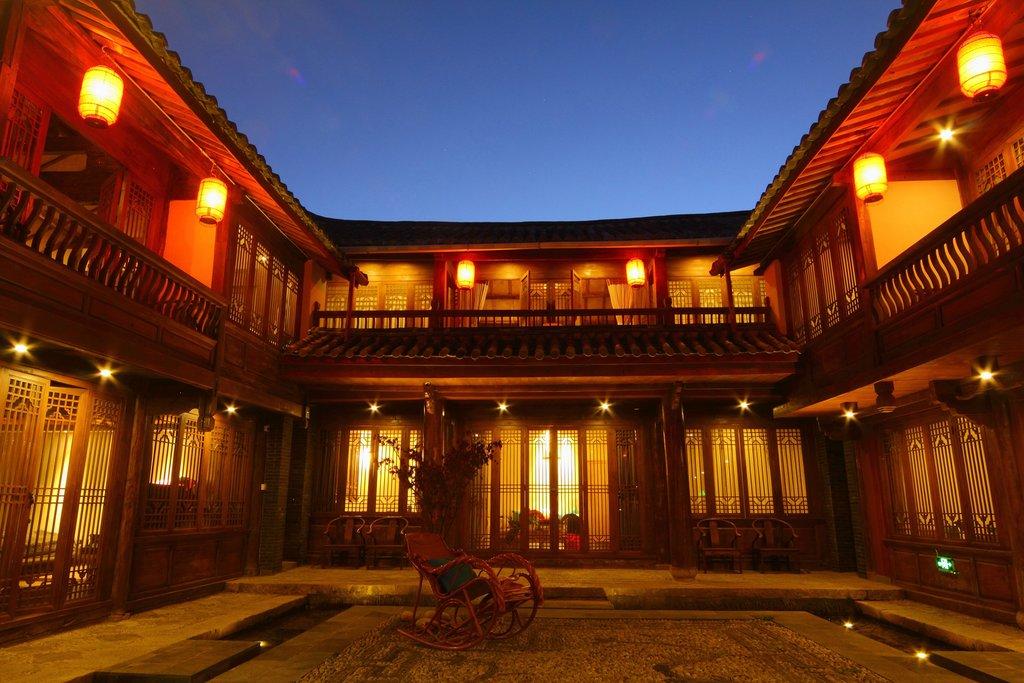 Lijiang Banxi Caotang Hotel