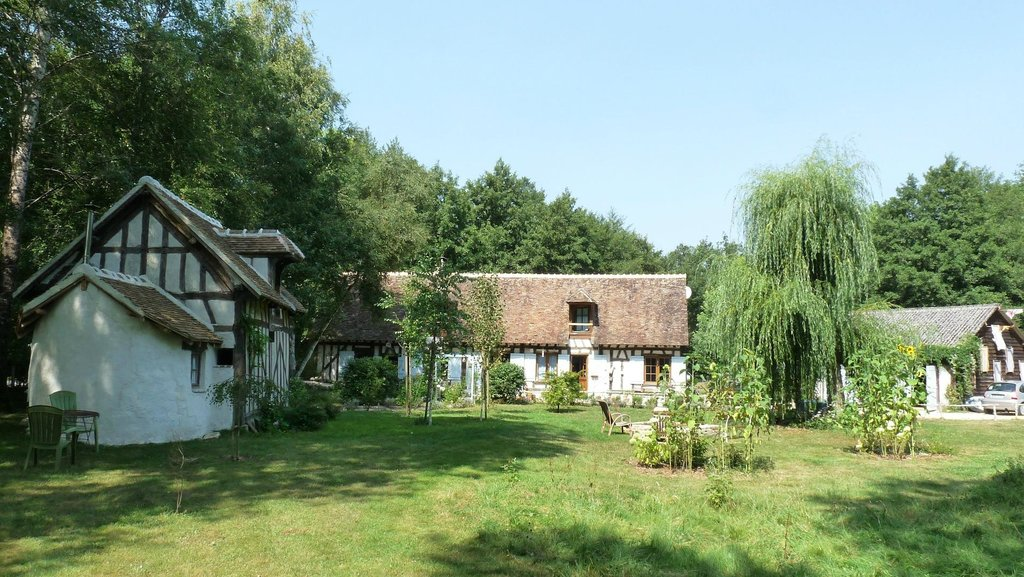 Le Moulin d'en Bas B&B