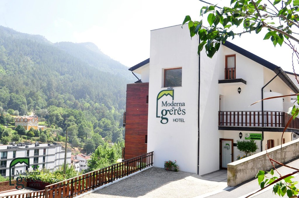 Moderna do Gerês Hotel