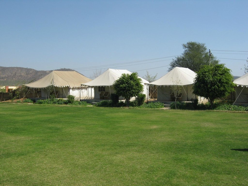 Sariska Fort View Camp