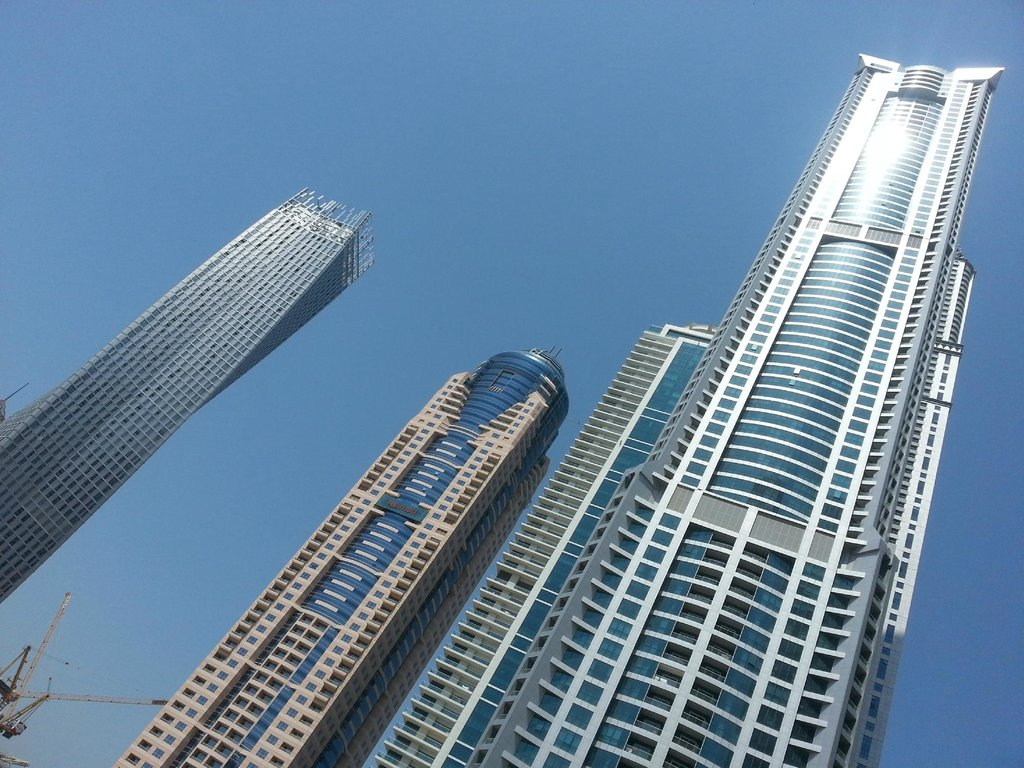 Dubai Marina - Marina Heights