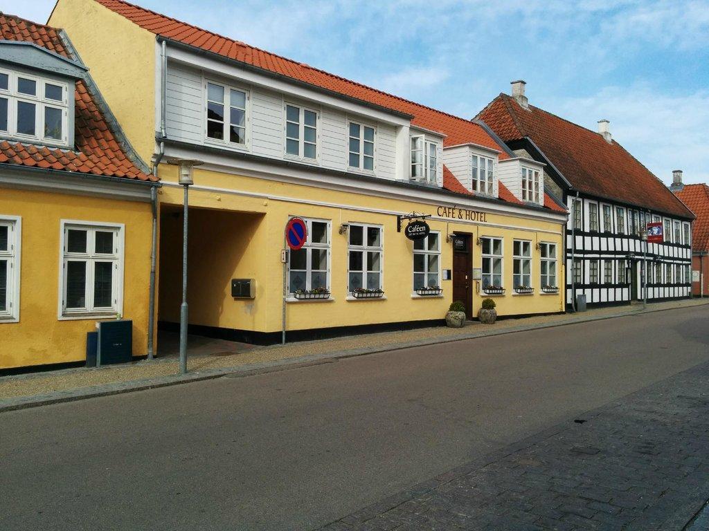 Cafeen Det Bette Hotel