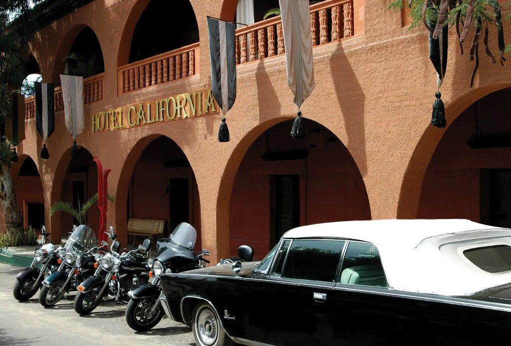 加利福尼亚酒店