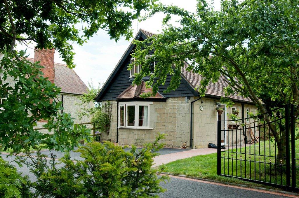 Godshill Park Farm House