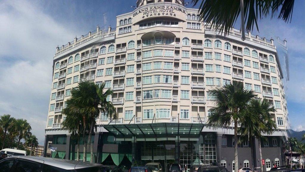 グランド カムパル ホテル