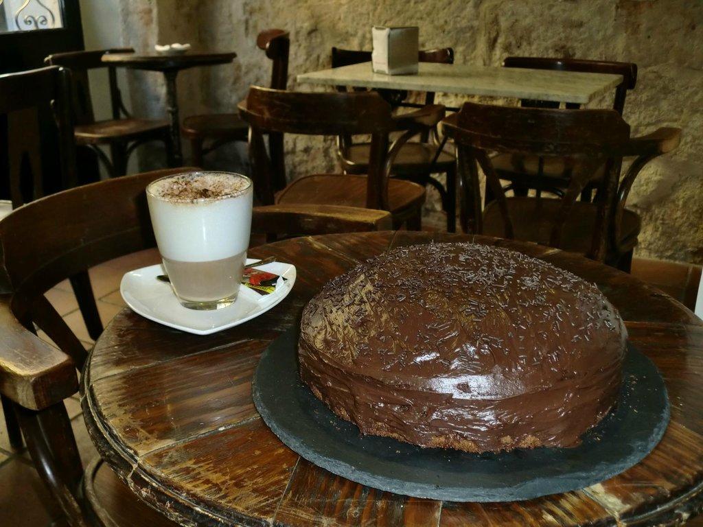 imagen Cafe Atelier en Salamanca