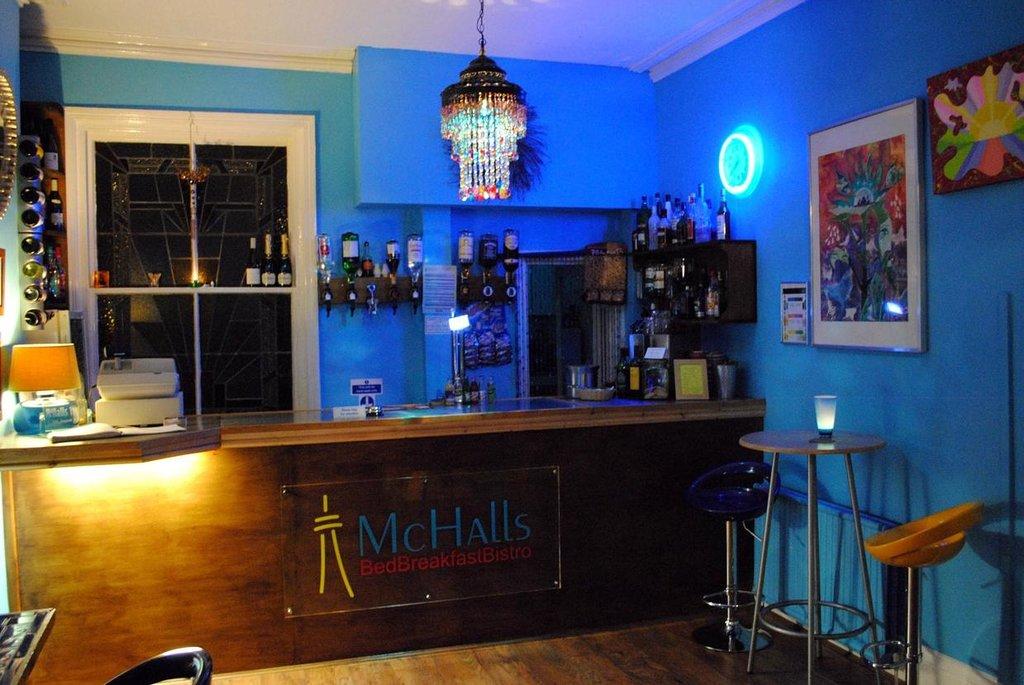 McHalls Hotel