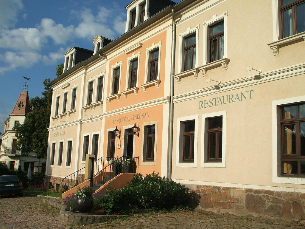 Landhotel Lindenau