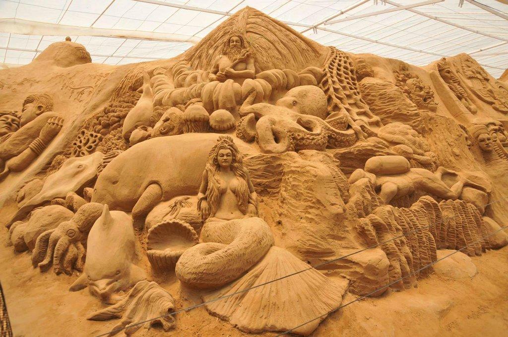 mysore sand sculpture museum mysuru mysore 2018 what to know