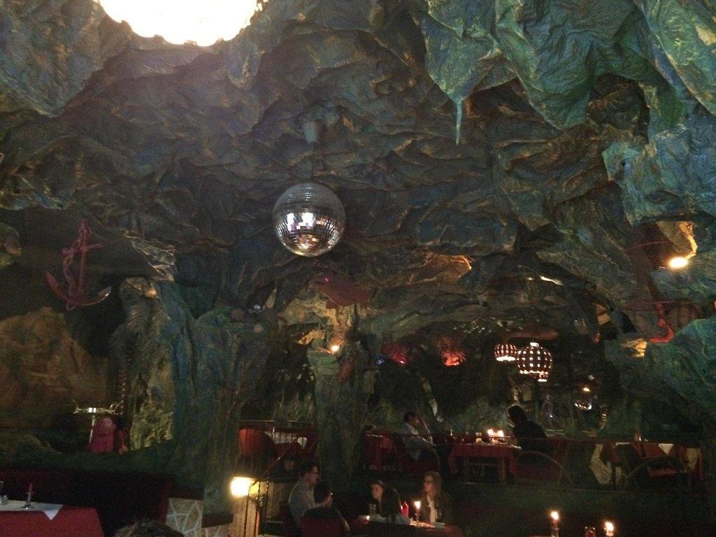 Frankenhotel Blaue Grotte