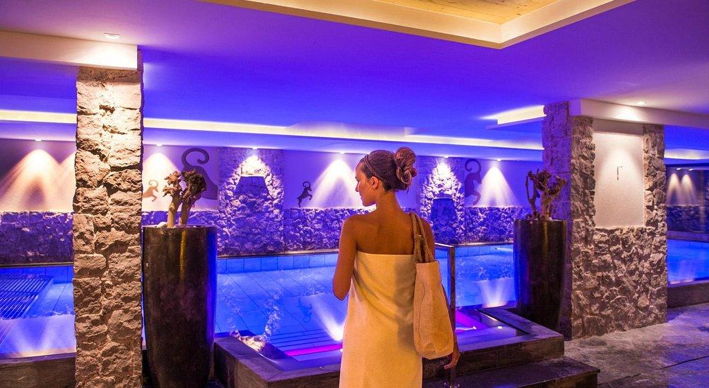 阿畢奈亞多洛米蒂浪漫酒店