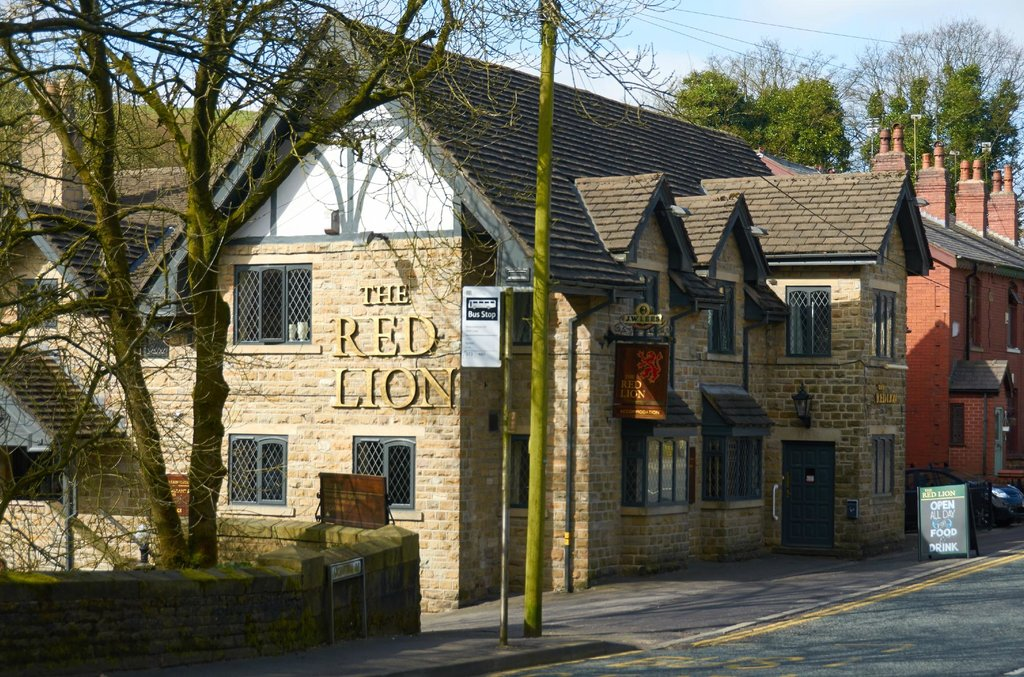 The Red Lion hotel