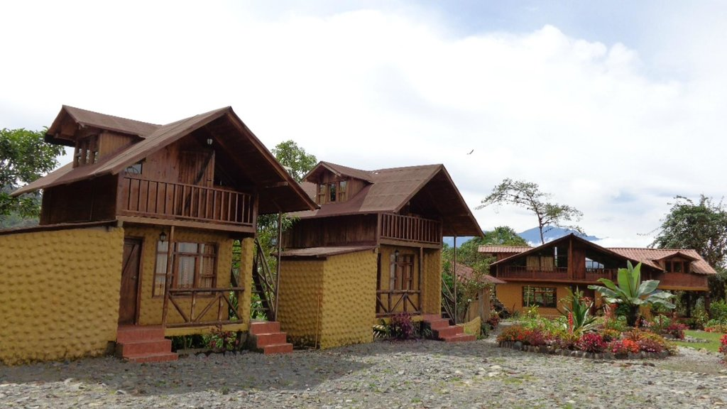 Urcu de Mindo Cloud Forest Eco-Lodge