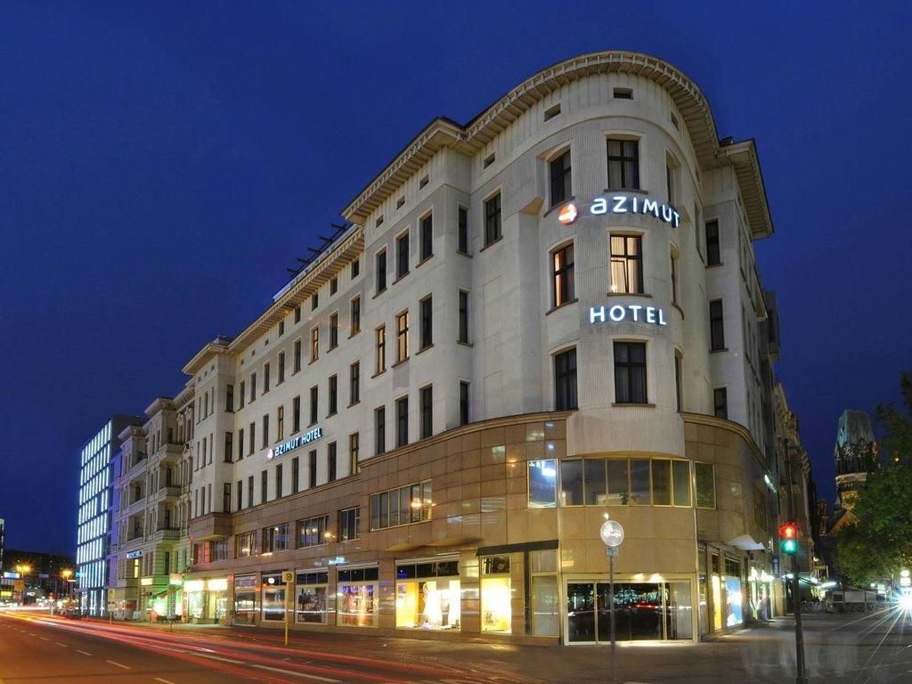 アジムット ホテル ベルリン クアフュルステンダム