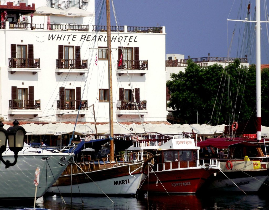 The White Pearl Hotel