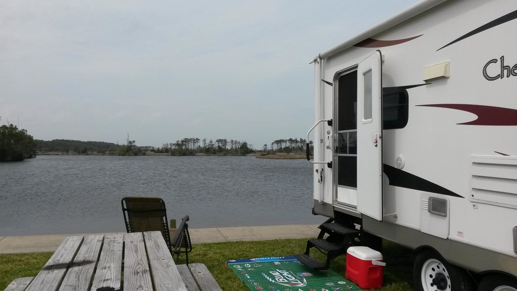 The Refuge On Roanoke Island