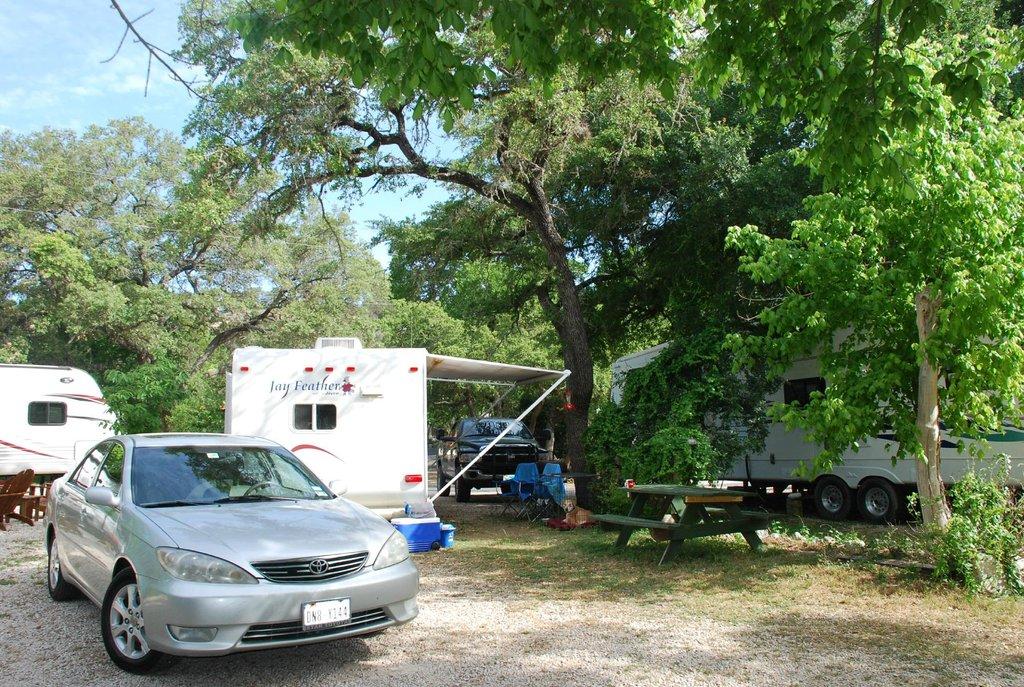 Creek Hollow Cabins & RV