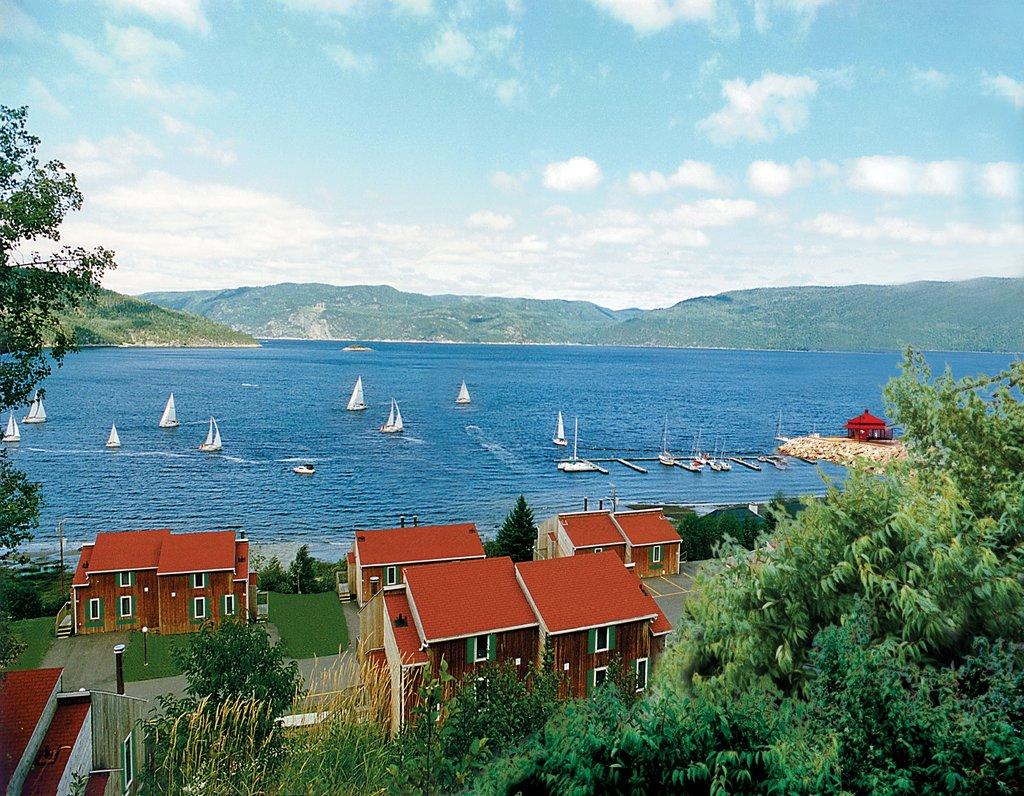 Chalets sur le Fjord