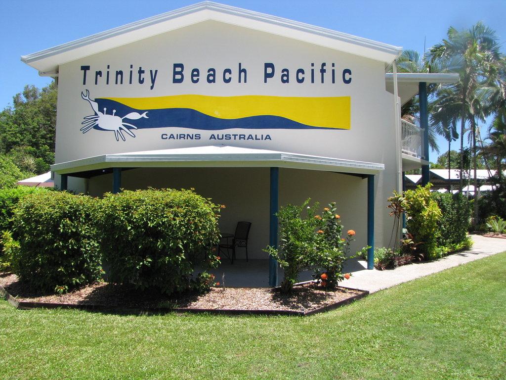 太平洋三一海灘酒店