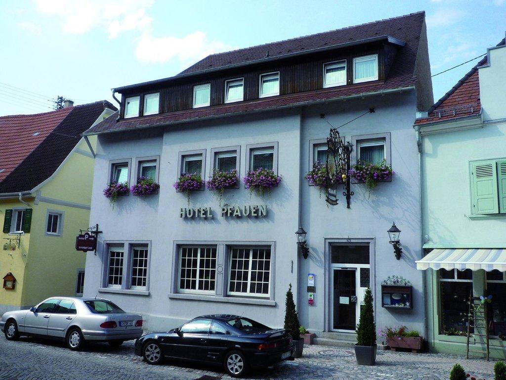 Hotel Pfauen Garni