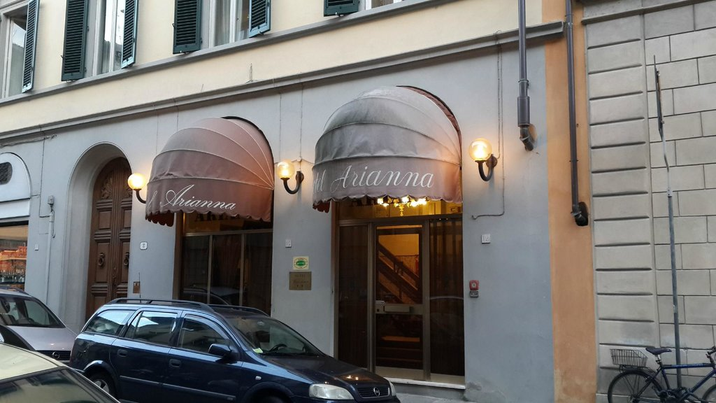 Arianna Hotel Florence
