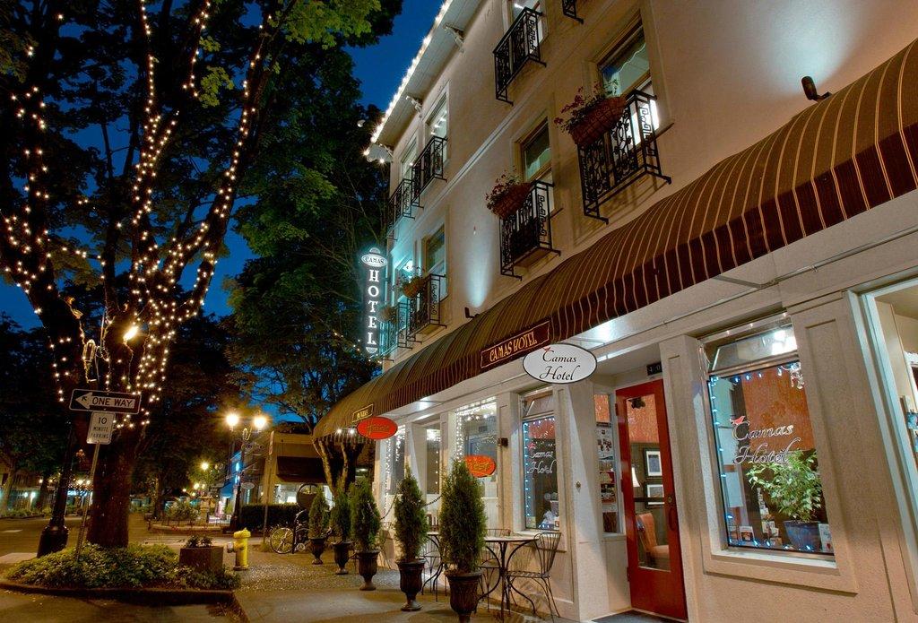 カマス ホテル