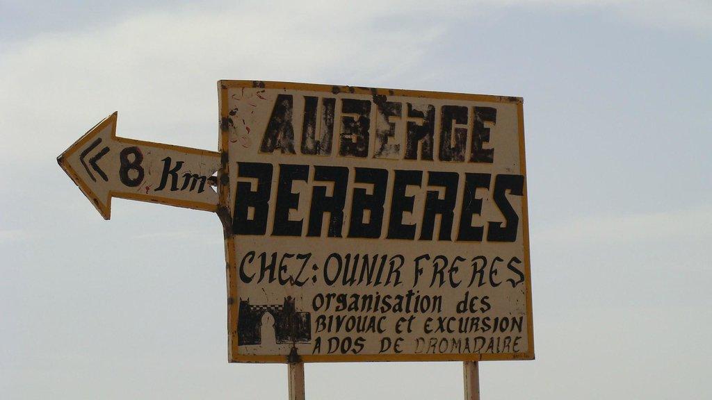 Auberge Berberes
