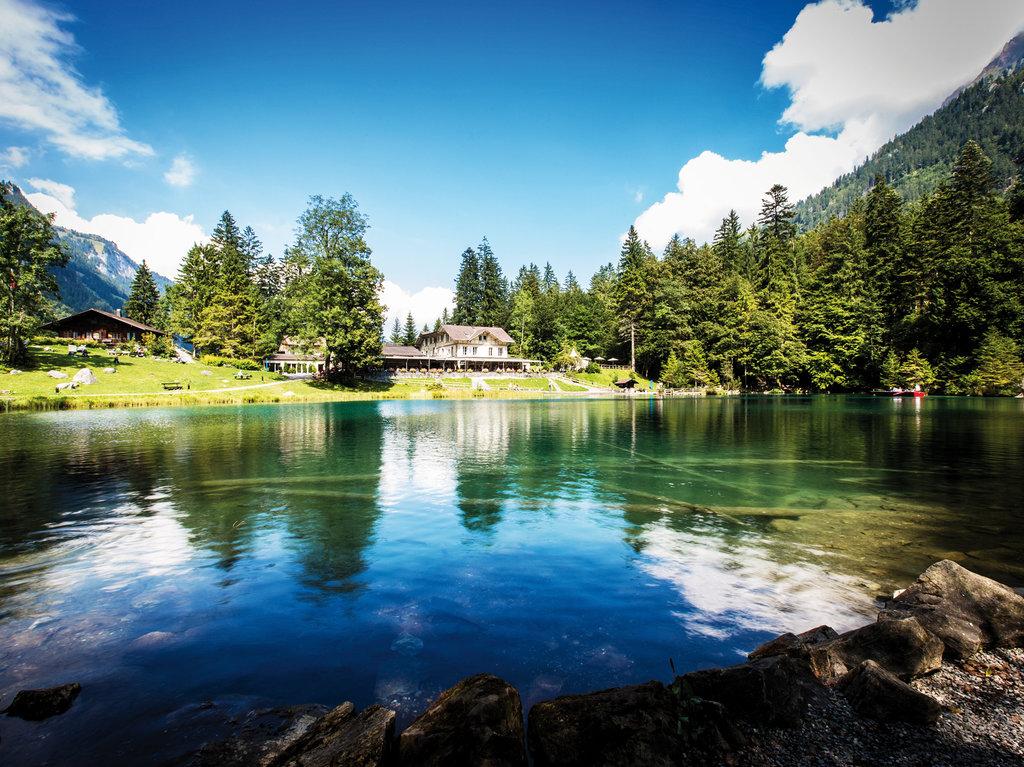 Blausee AG - Restaurants Hotel Forellenzucht
