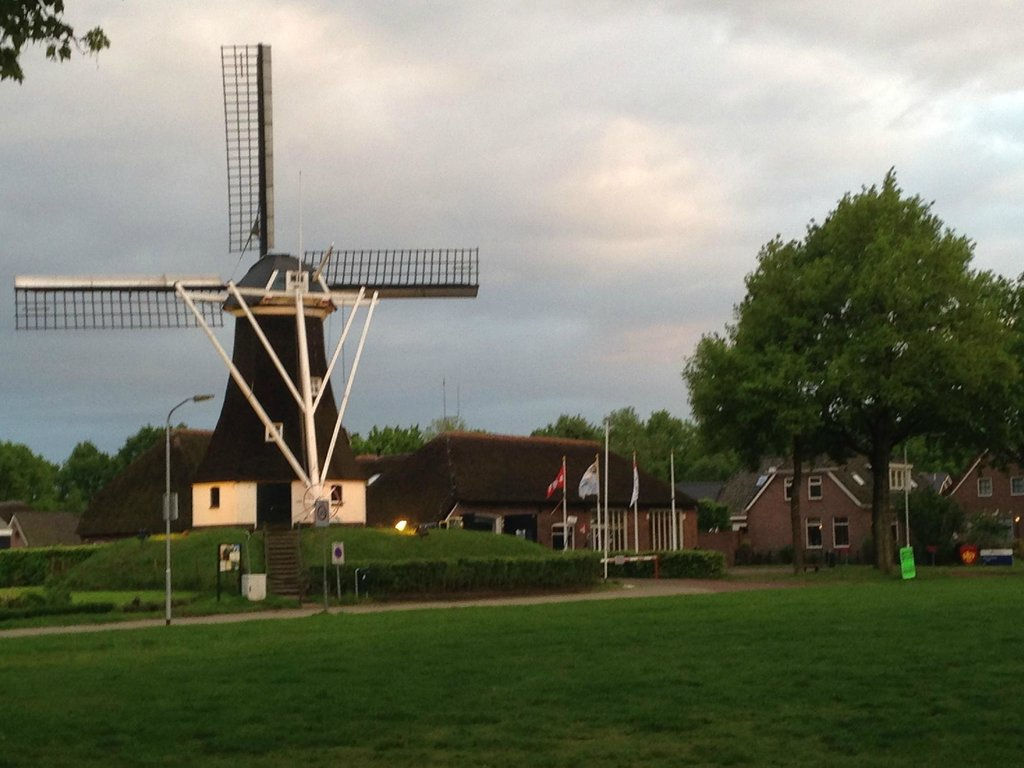 Bed & Breakfast Bij de molen
